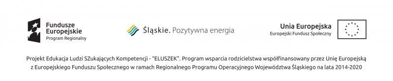 Eluszek - logo projektu